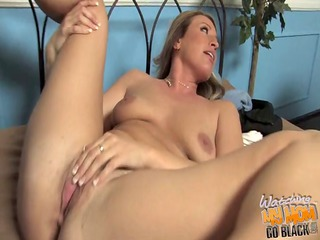 older mommy screwed by bbc in front of son