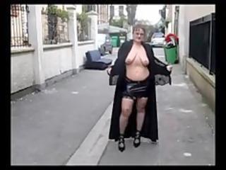 old big beautiful woman exhibitionist bbw chunky