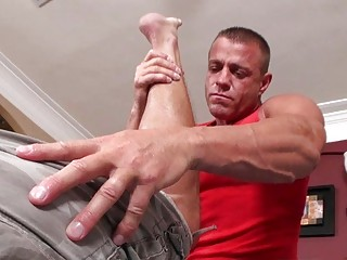 aged erotic massage