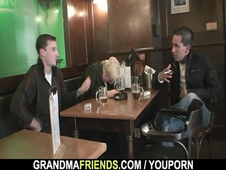 guys group sex totally drunk granny