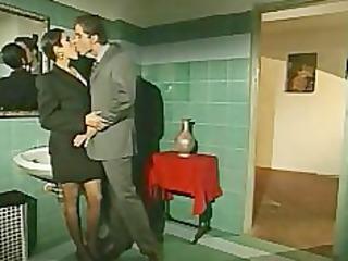 elegant italian older cheating spouse on