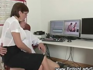 british older doxy lady sonia cook jerking