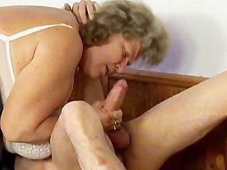 bulky big beautiful woman granny
