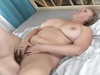 my hawt grandmother receives old fat penis