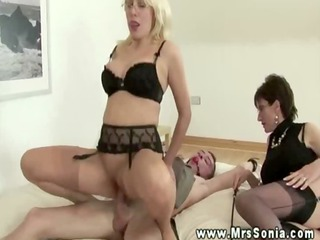 lady sonias subject receives dominas this session