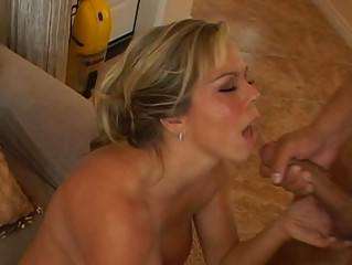 cute busty blonde d like to fuck getting screwed