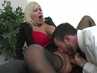 astounding golden-haired d like to fuck with
