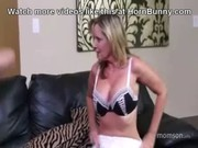 mom and son play disrobe poker mama acquires