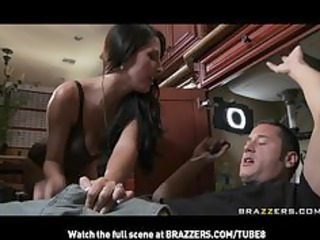 TIGHT MILF BRUNETTE WIFE WITH NATURAL TITS CHEATS