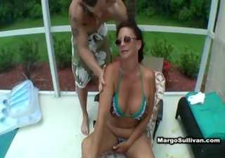 margo and son
