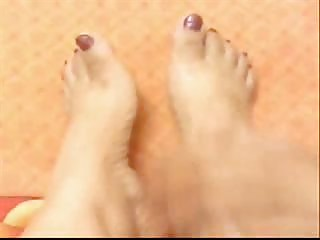 Feet my hot arabic wife