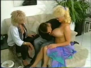 german mature trio