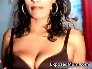 Latin mom with hard nipples and superb part6