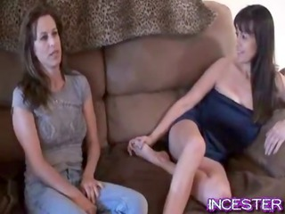 mom and her friend fukcing son nice incest porn