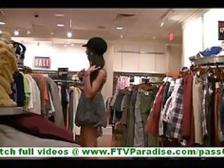felicia sexy latina mother i with no pants