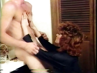 mommy comforting guy - very rare vintage (in