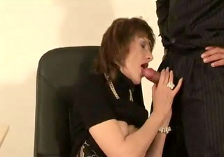 breasty british bj ejaculation