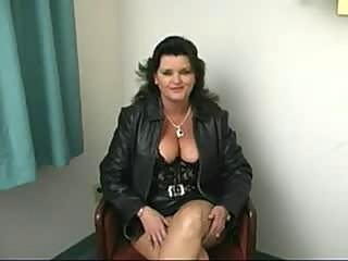 overweight older woman blowjob