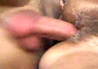 large bra buddies unshaved aged gets drilled