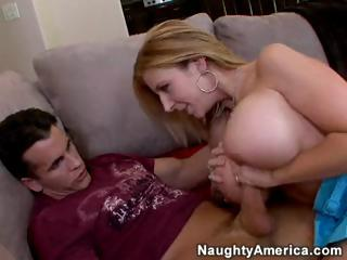golden-haired d like to fuck sara jay has giant