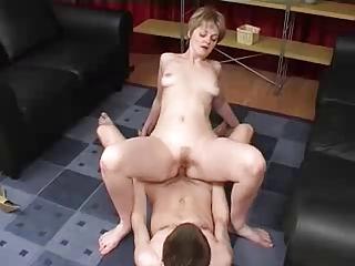 mama and boy