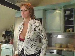 milf with large boobs gets drilled